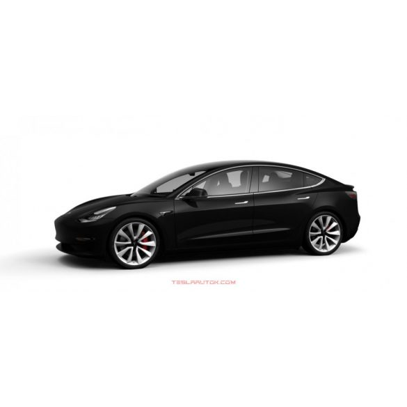 TESLA Model 3 Performance Solid Black