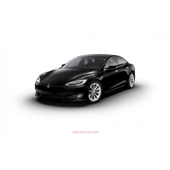 Model S Long Range Solid Black