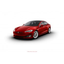 Model S Performance Red Multi-Coat