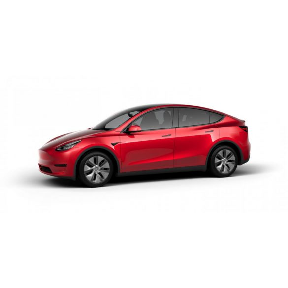 Model Y Long Range AWD Red Multi-Coat